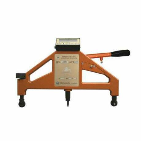 Поверка измерителя напряжения в арматуре ДО-40МГ4
