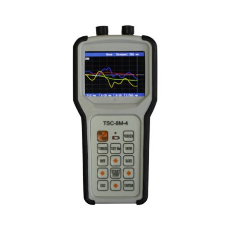 Поверка измерителя концентрации напряжений ИКН-8М-4