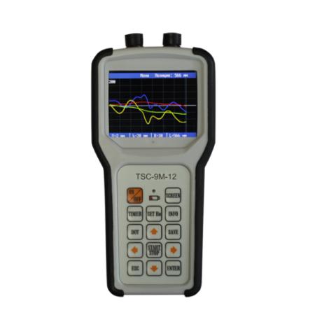 Поверка измерителя концентрации напряжений ИКН-9М-12