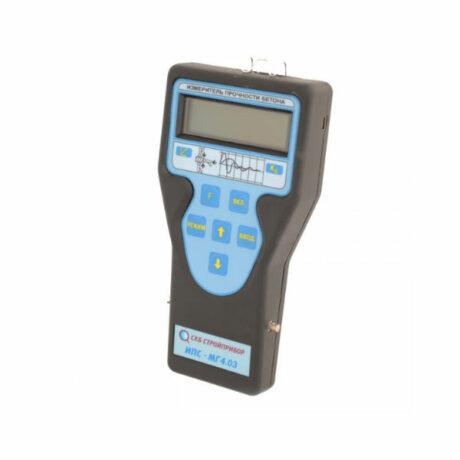 Поверка измерителя прочности бетона ИПС-МГ4.03