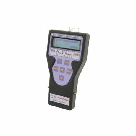 Поверка измерителя прочности бетона ИПС-МГ4.01