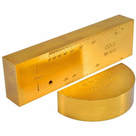 Калибровка стандартного образца предприятия (КОУ-2)