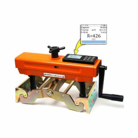 Поверка измерителя прочности бетона ОНИКС-1.СК.100