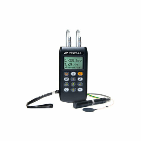 Калибровка измерителя плотности теплового потока ТЕМП-3.32