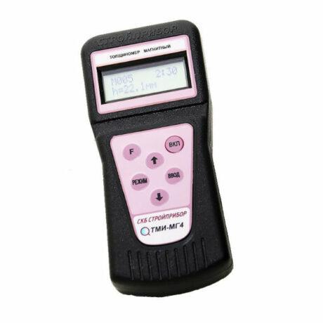 Поверка толщиномера ТМИ-200МГ4