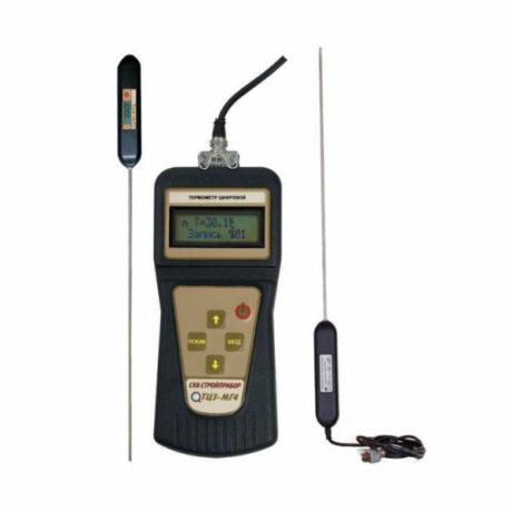 Калибровка термометра ТЦ3-МГ4.03 (двухканальный)