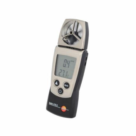 Поверка термогигроанемометра Testo 410-2