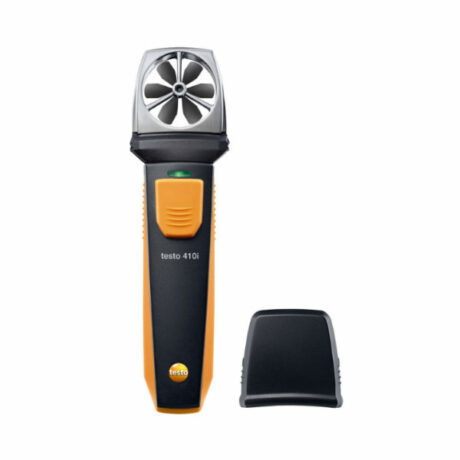 Поверка термоанемометра Testo 410i