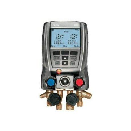 Поверка анализатора Testo 570-2