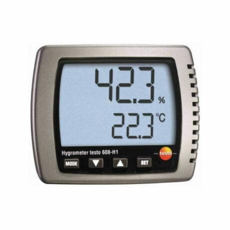 Поверка термогигрометра Testo 608-H1