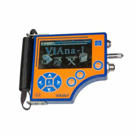Поверка виброанализатора ViAna-1