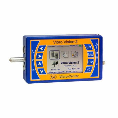 Поверка виброанализатора Vibro Vision 2