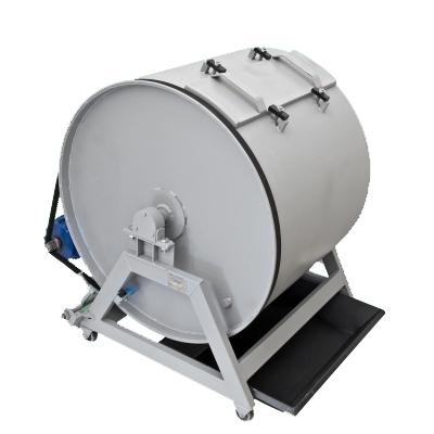 Аттестация барабана полочного КП-123