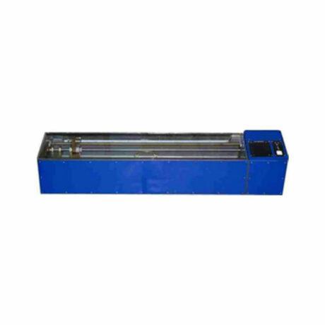 Калибровка дуктилометра для битума автоматического ДАБ-150 (ДАФ-1480)