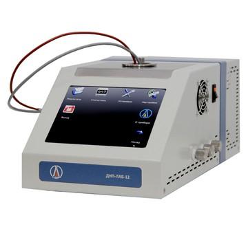 Аттестация аппарата для анализа давления насыщенных паров жидких нефтепродуктов ДНП-ЛАБ-12