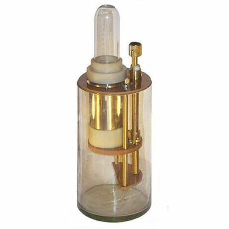 Калибровка прибора для определения коэффициента фильтрации песчаных грунтов КФ-00М