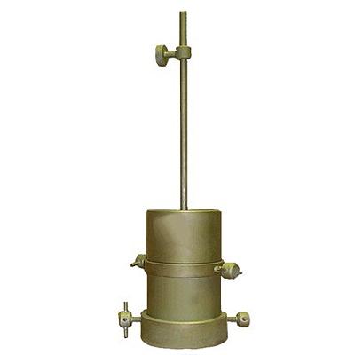 Калибровка прибора стандартного уплотнения