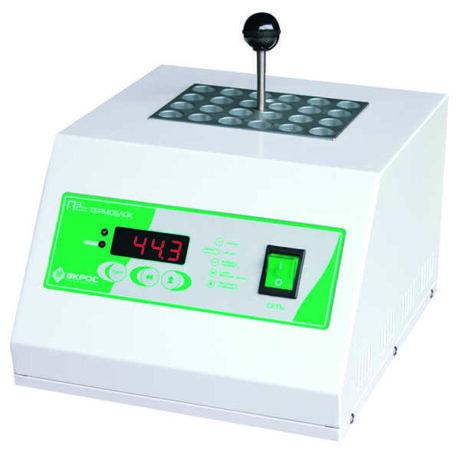 Аттестация термоблока ПЭ-4020