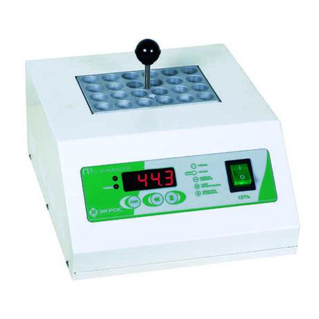 Аттестация термоблока ПЭ-4050