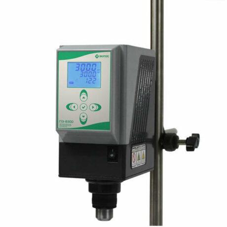Аттестация устройства перемешивающего ПЭ-8300