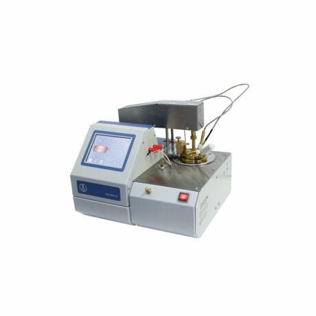 Аттестация аппарата для определения температуры вспышки в закрытом тигле ТВЗ-ЛАБ-12