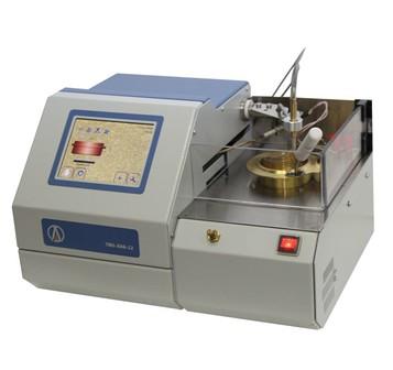 Аттестация аппарата для определения температуры вспышки в открытом тигле ТВО-ЛАБ-12