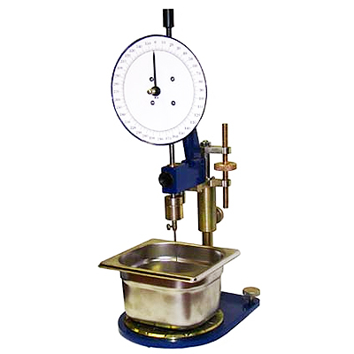 Калибровка пенетрометра автоматического 984 ПК