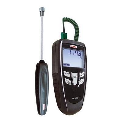 Поверка термометра KIMO ТК 100/TK 102