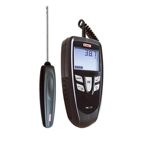 Поверка термометра KIMO ТN 100/TN 101/TN 102