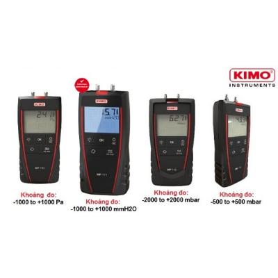 KIMO MP 110 поверка