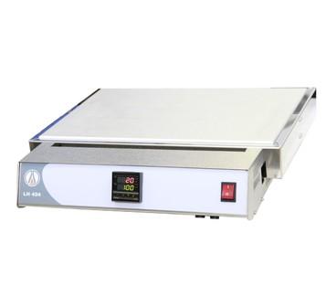 Аттестация плиты нагревательной LH-404