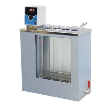 Аттестация термостата для определения плотности LT-810