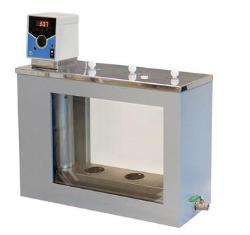 Аттестация термостата для бомб Рейда LT-820