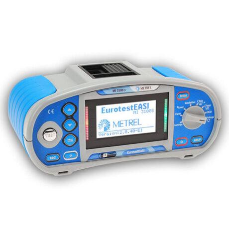 Поверка измерителя параметров электроустановок MI 3100s EurotestEASI