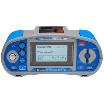 Поверка измерителя параметров электроустановок MI 3102H BT