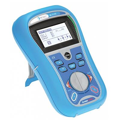 Поверка измерителя параметров электроустановок MI 3125 Eurotest COMBO