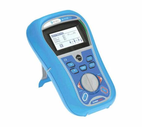 Поверка измерителя параметров электроустановок MI 3125BT Eurotest COMBO
