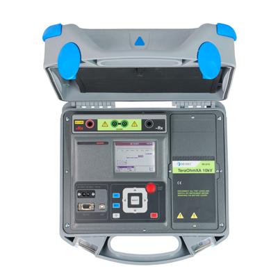 Metrel MI 3210 TeraOhmXA 10 kV поверка