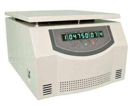 Аттестация центрифуги лабораторной UC-4000Е