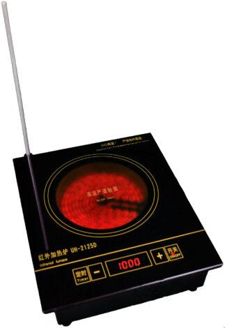 Аттестация плиты нагревательной UH-2125D