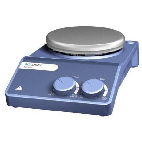 Аттестация мешалки магнитной с подогревом US-1500A