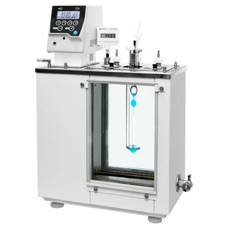 Аттестация термостата жидкостного ВИС-Т-09-3