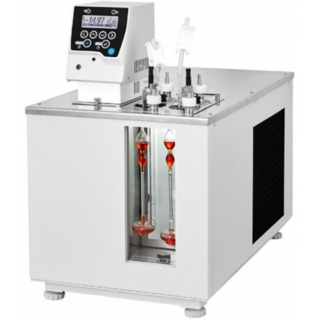Аттестация термостата жидкостного низкотемпературного КРИО-ВИС-Т-06