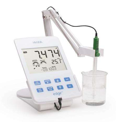 Поверка pH-метра HI2002-02