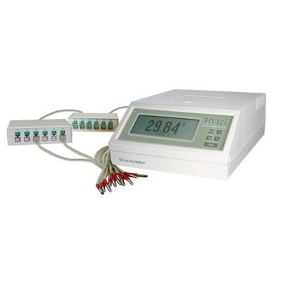 Поверка измерителя температуры многоканального Термоизмеритель ТМ−12м