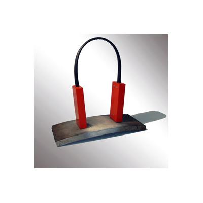 Калибровка дефектоскопа магнитопорошкового (магнита) УН-5