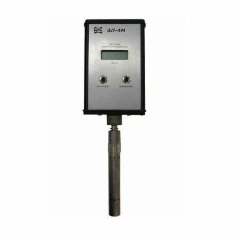 Поверка измерителя электропроводимости ЭЛ-4М
