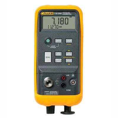 Поверка калибратора давления Fluke 718 30G