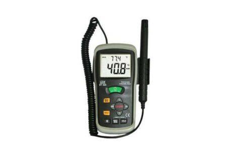 Поверка термогигрометра DT-625
