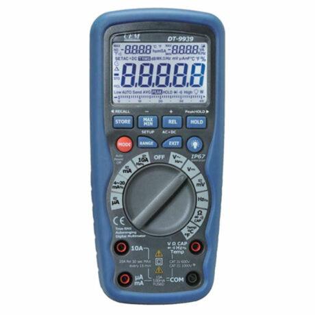 Поверка мультиметра DT-9939